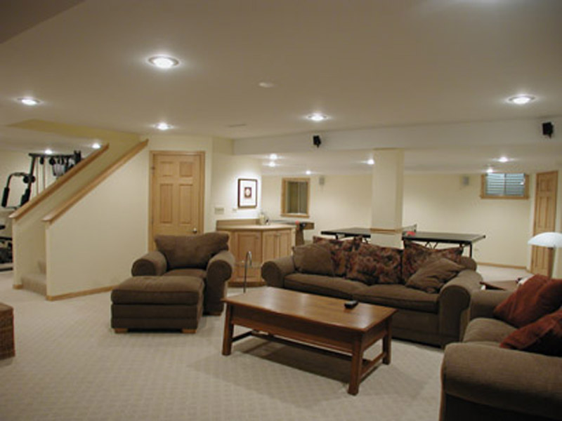 Basement Remodel Avon Ohio Remodel Me Today