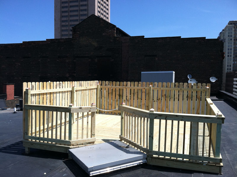 Rooftop Deck Cleveland Ohio, Remodel Me Today