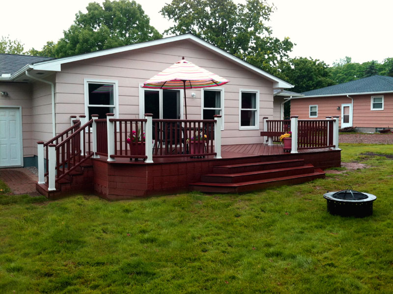 Composite Deck Brunswick Ohio, Remodel Me Today